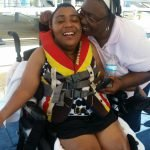 Disabilities Ride the Waves and the Water