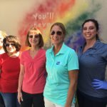 BB&T Insurance Revitalizes Easter Seals Courtyard