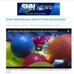 Easter Seals Receives Grant For New Sensory Room