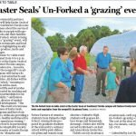Herald Tribune – Un-Forked A Grazing Event