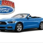 Enter to Win a Two Year Lease on a 2017 Ford Mustang