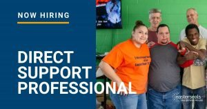 NOW HIRING_Direct Support Professional