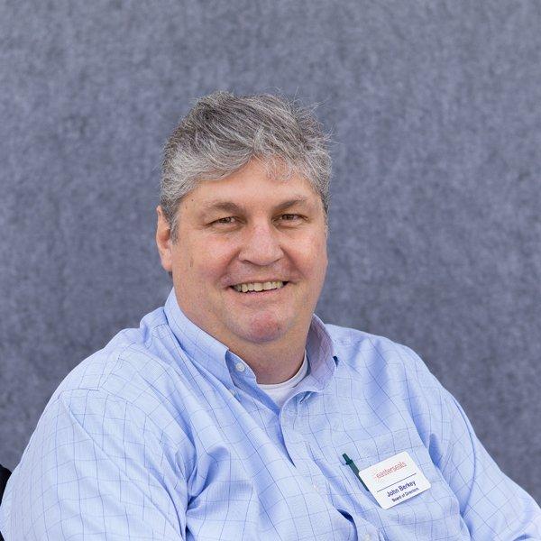John P. Berkey