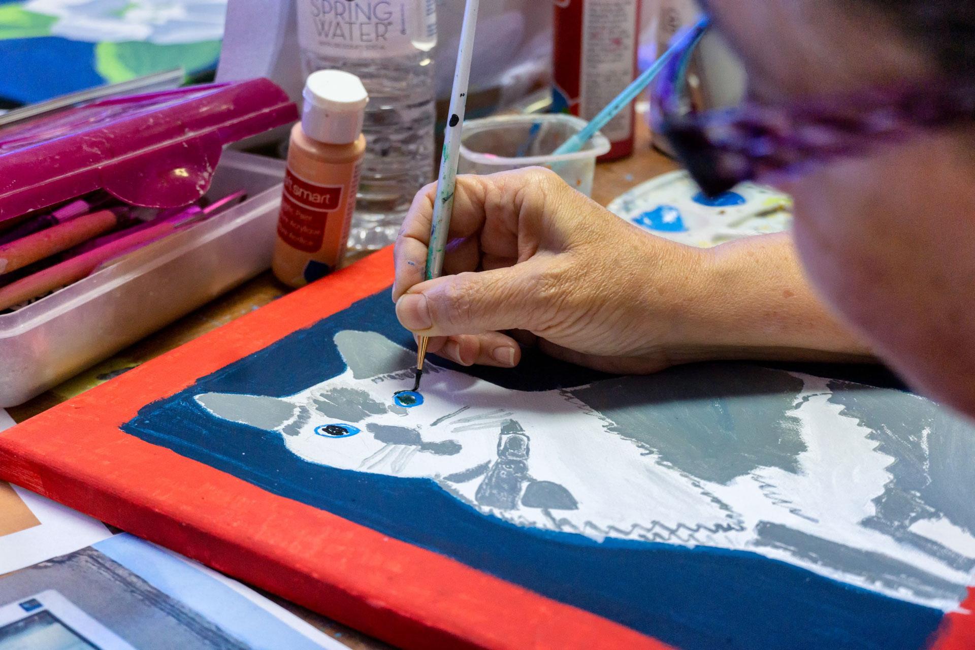 Art_CloseUp_PaintingCat