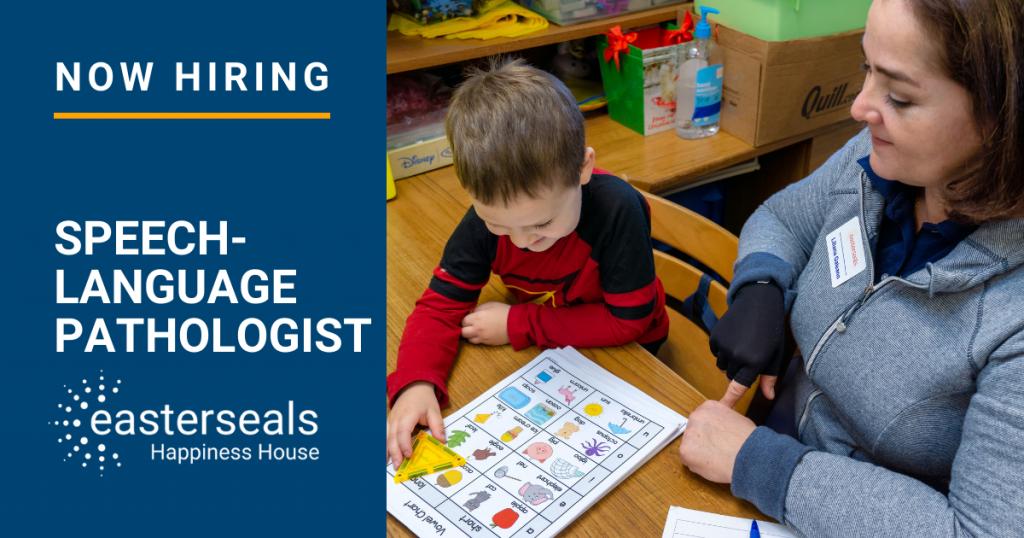 Speech-Language Pathologist Job Description