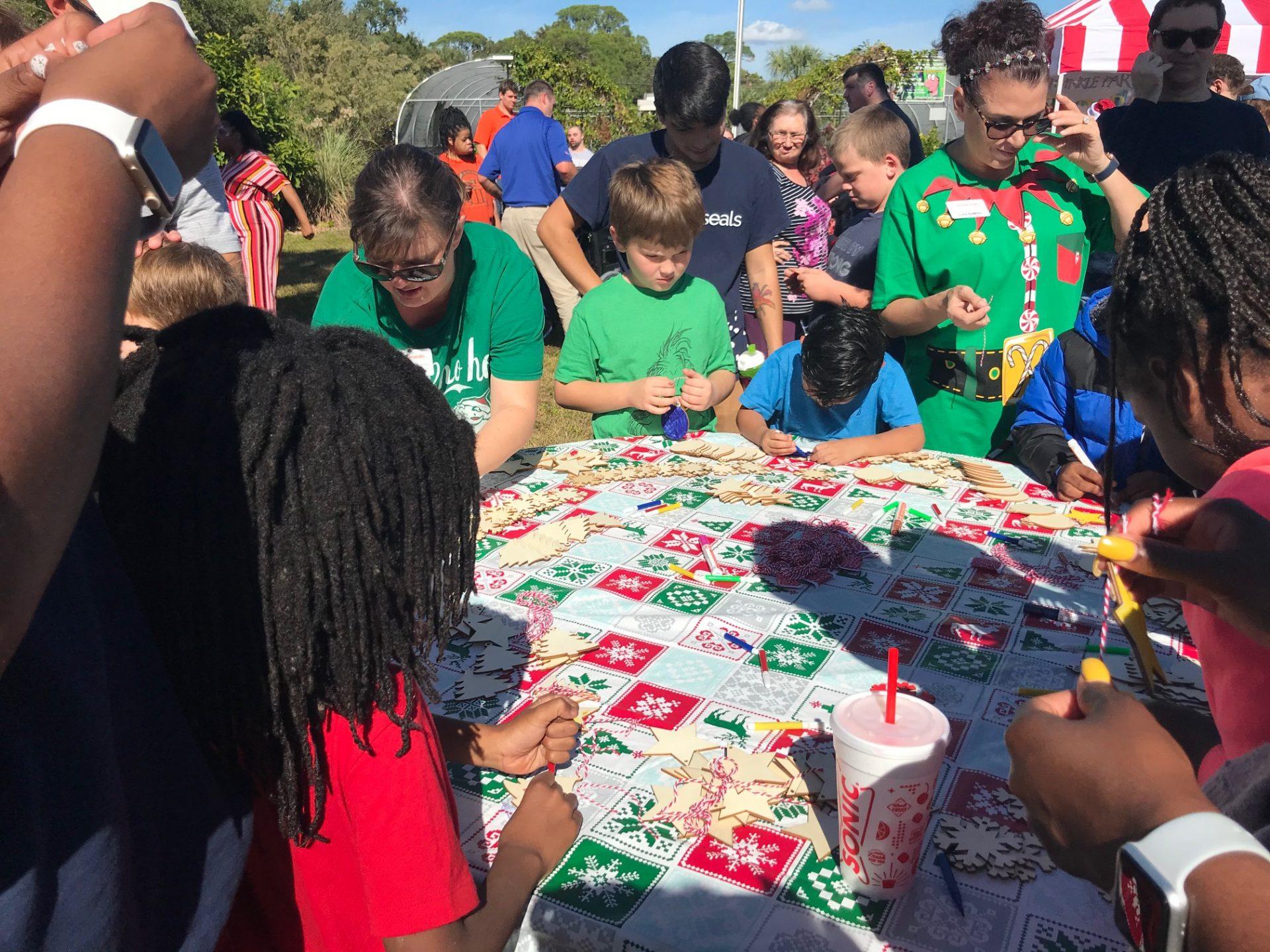Sarasota Ford 2019 ES Holiday Carnival