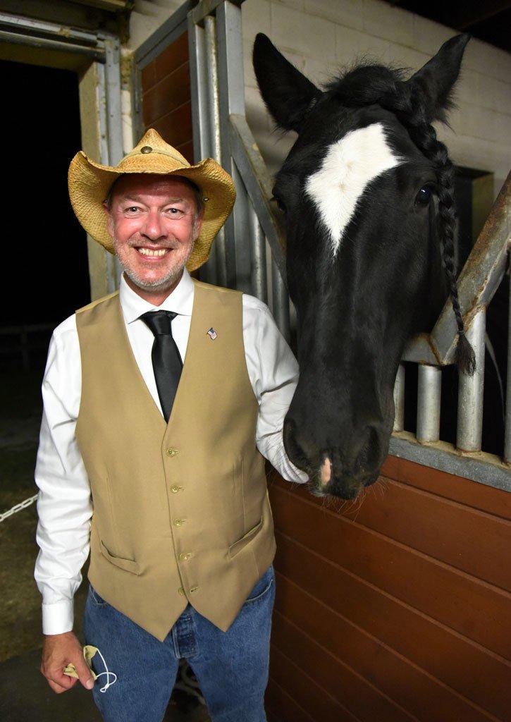 InStride's Black-Tie & Blue Jeans Equestrian Gala 2020