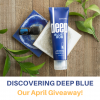 DISCOVERING DEEP BLUE Our April Giveaway!