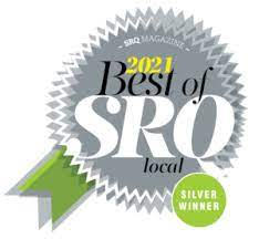 Best Of SRQ Silver Award Logo